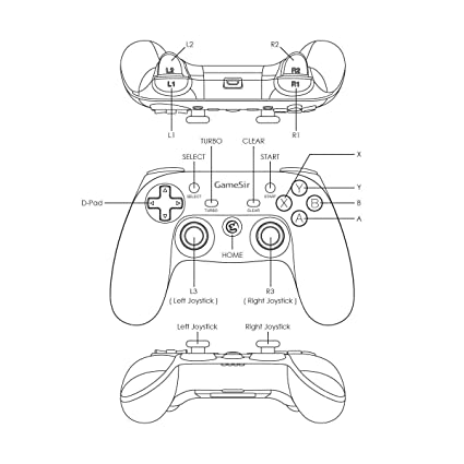 Analog Joystick Wiring Diagram
