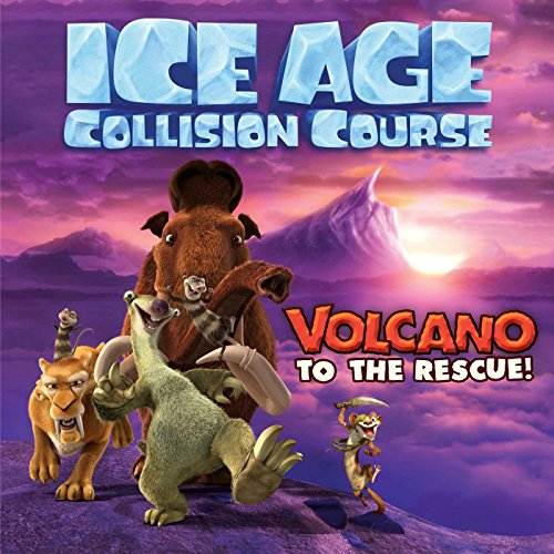Ice Age Collision Course: Volcano to the Rescue! - Glacial Ice Crystal