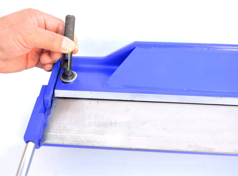 KASTFORCE KF5004 Steel Bending Brake Sheet Metal Bender 18Inch 18Ga