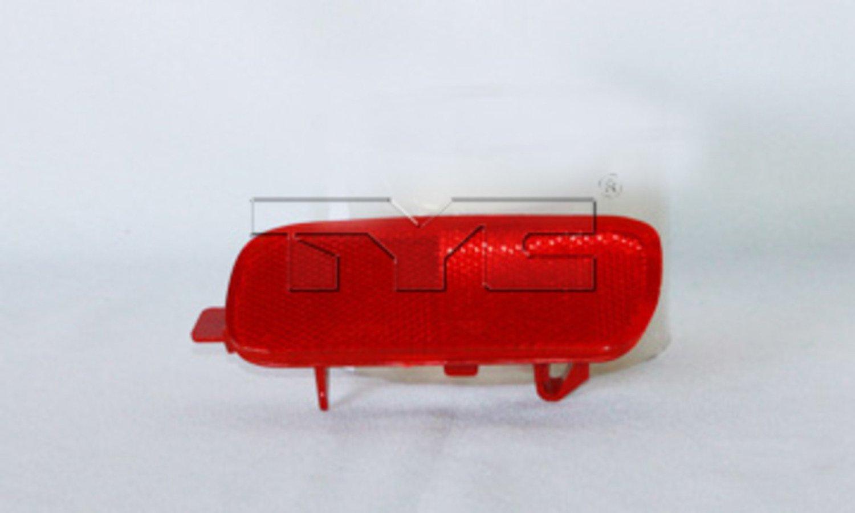 TYC 17-5186-00-1 Honda CR-V Left Replacement Reflex Reflector