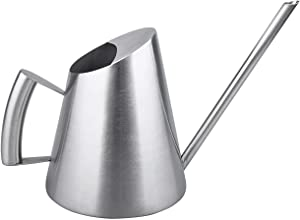 IMEEA Watering Can SUS304 Stainless Steel Indoor House Plants Long Spout, 30oz / 900ml