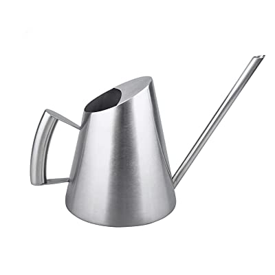 IMEEA Watering Can SUS304 Stainless Steel Indoor House Plants Long Spout