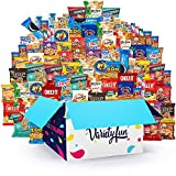 Variety Fun Office Snacks (240 Count) - Bulk Assortment - Over 20 Pounds of Chips Cookies & Candy
