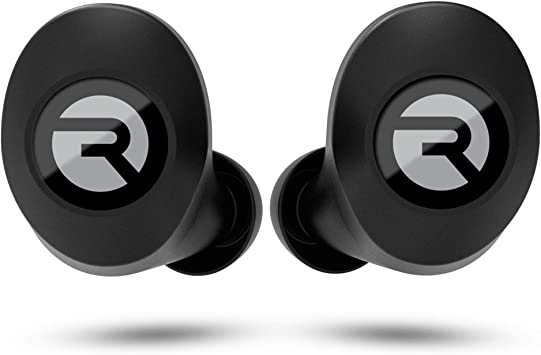 Raycon E25 Wireless Earbuds Bluetooth Headphones Bluetooth 5 0 Bluetooth Earbuds Stereo Sound In Ear Bluetooth Headset True Wireless Earbuds 24 Hours Playtime And Built In Microphone Black Amazon Ca Electronics