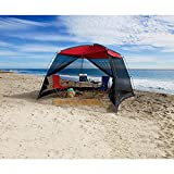 Screenhouse Enclosure Kit Tent for Camping, Heavy Duty Instant Backyard Canopy Screenhouse & E-Book