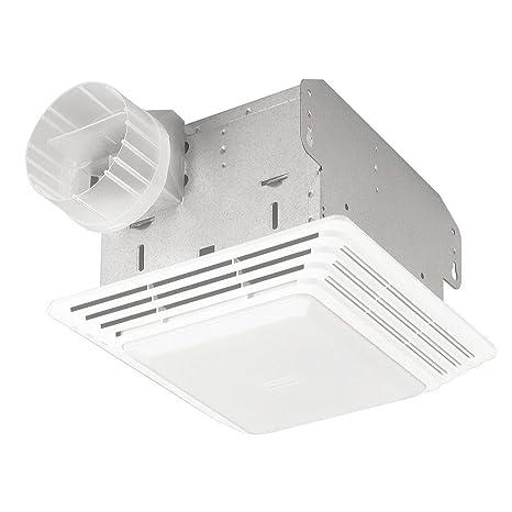 broan-nutone 678 ventilation fan and light combination, 50 cfm 2 5-sones