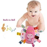 Inchant Juguetes para Bebés Sonajeros y Aros