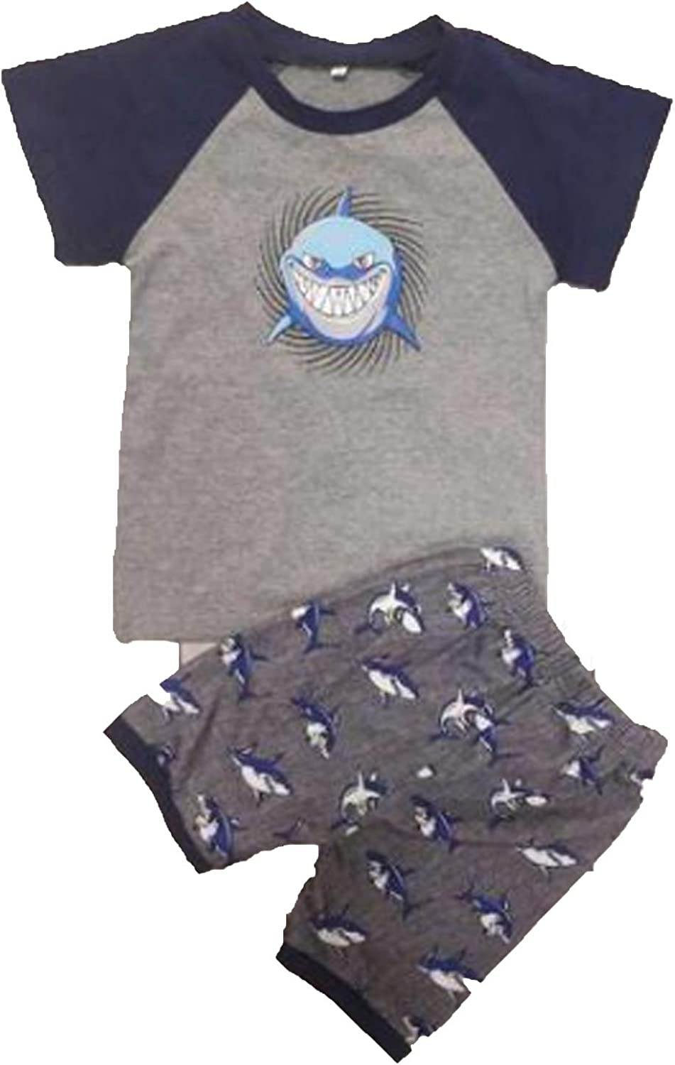 Shorts Infant Cool Outfit Set Newborn Baby Boy Summer Casual Clothes Set Short Sleeve Top