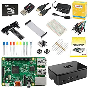 CanaKit Raspberry Pi 2 Ultimate Starter Kit with WiFi