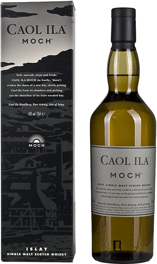 Caol ila moch single malt scotch whisky - 700 ml 6-CI-024-43