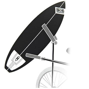 Mar y tierra tabla de surf bicicleta Rack – Negro