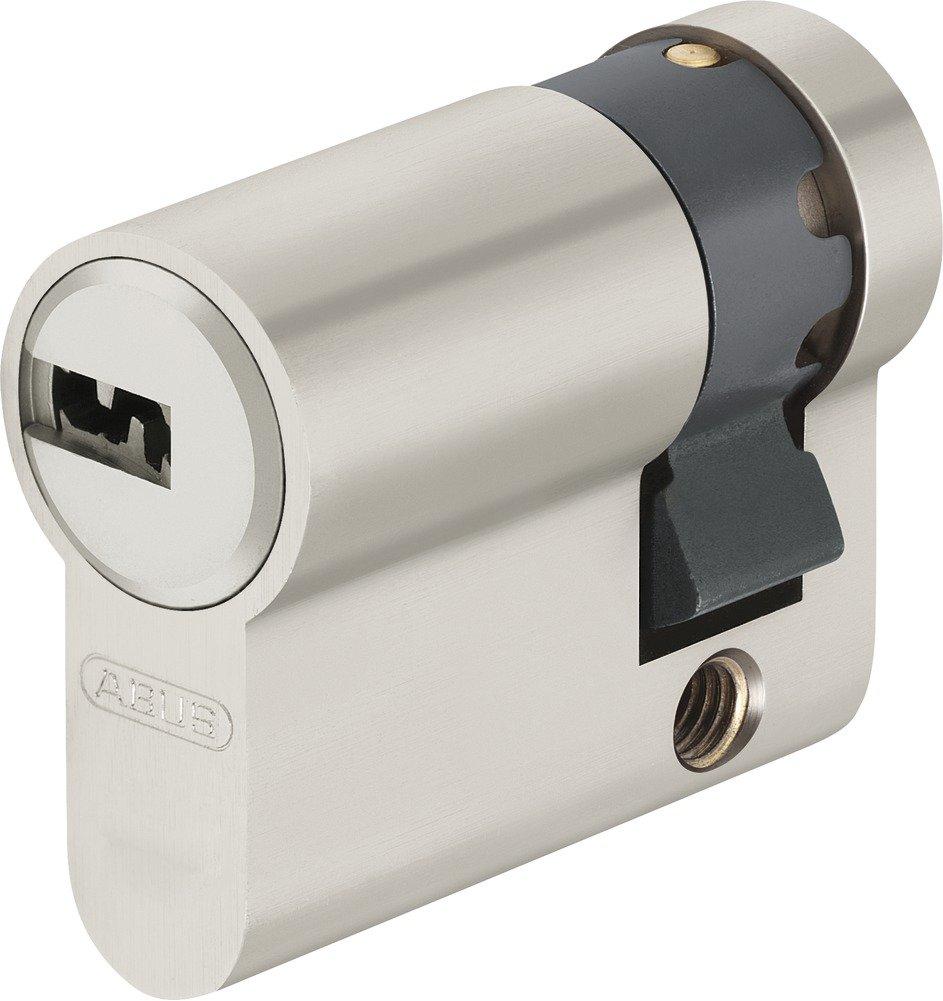 Abus 483042 D6XNP 40/50 B/SB Cylindre profilé avec carte de code et 5 clefs