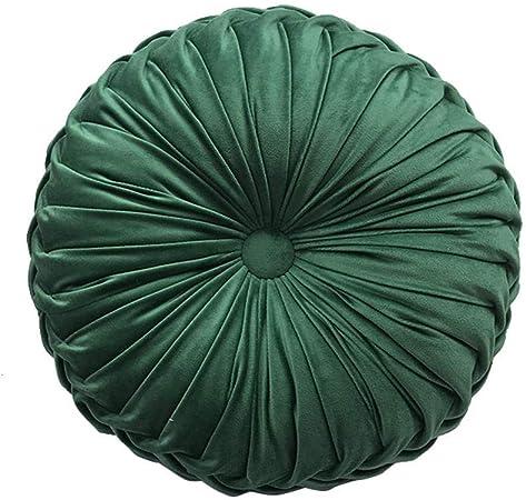 Cuscini Rotondi Per Divani.Cuscino Per Divano Cuscino Tondo Solido Cuscino Cuscino Zucca