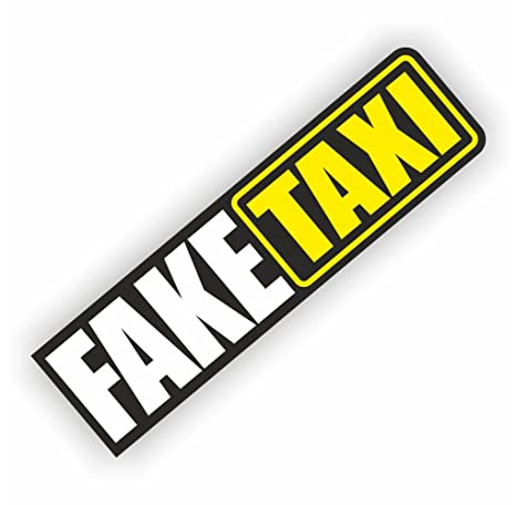 Folien Zentrum Fake Taxi Shocker Hand Auto Aufkleber Jdm Tuning Oem Dub Decal Stickerbomb Bombing Sticker Illest Dapper Fun Oldschool