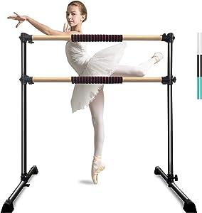 Kivaguru Ballet Freestanding Bar for Stretching