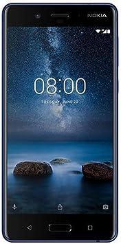 Nokia 8 - Smartphone (13,5 cm (5.3