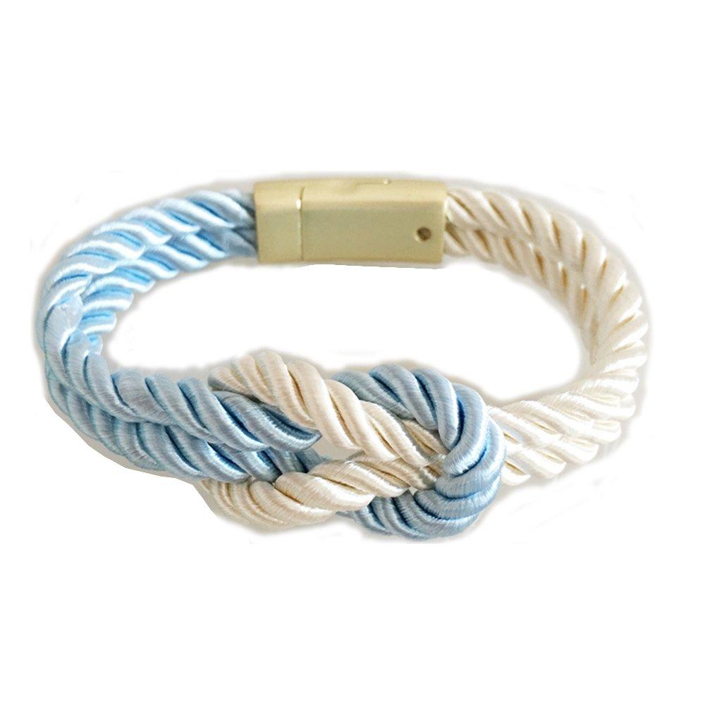 Bracelet tressé Hope Love confortable doux mode homme femme corde charme  cadeau PANENDIANO PDSL01-01 d4ce597dd92