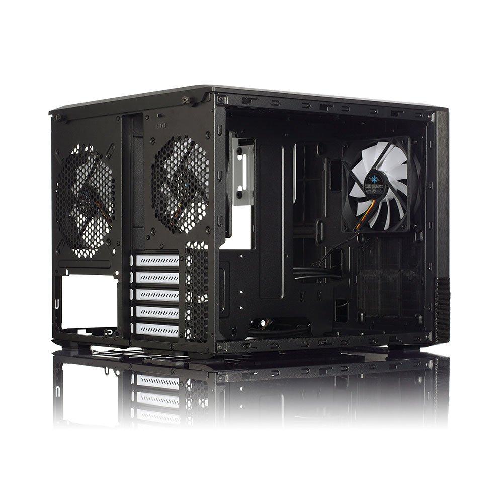 Fractal Design Node 804 black, PC Gehäuse Case: Amazon.de: Computer ...
