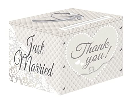 Amazon.com: Wedding Gift Envelope Box: Toys & Games