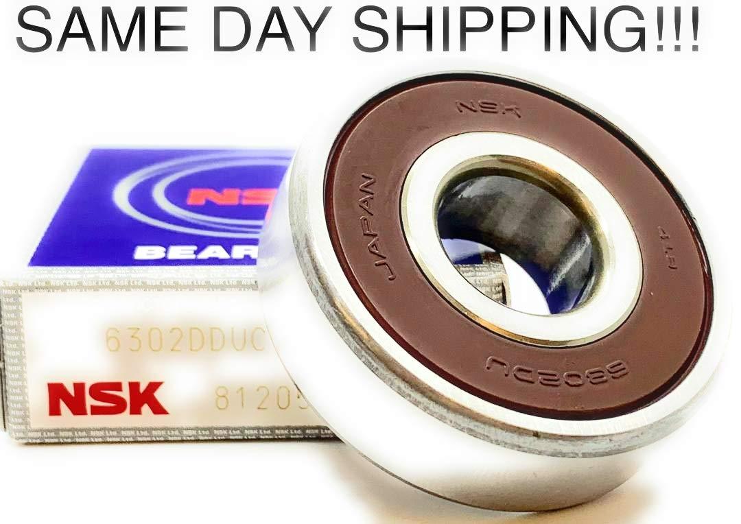 Made in Japan ,NSK, high quality Single-row deep groove ball bearings 6207 DDU