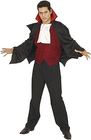 Cesar - Disfraz de vampiro con capa para hombre (adulto): Amazon ...