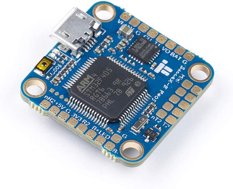 iFlight SucceX-E Mini F4 2-6S Flight Controller Integrated OSD and 5V / 2.5A BEC for FPV Race Drone