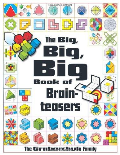 Download The Big, Big, Big Book of Brainteasers pdf epub