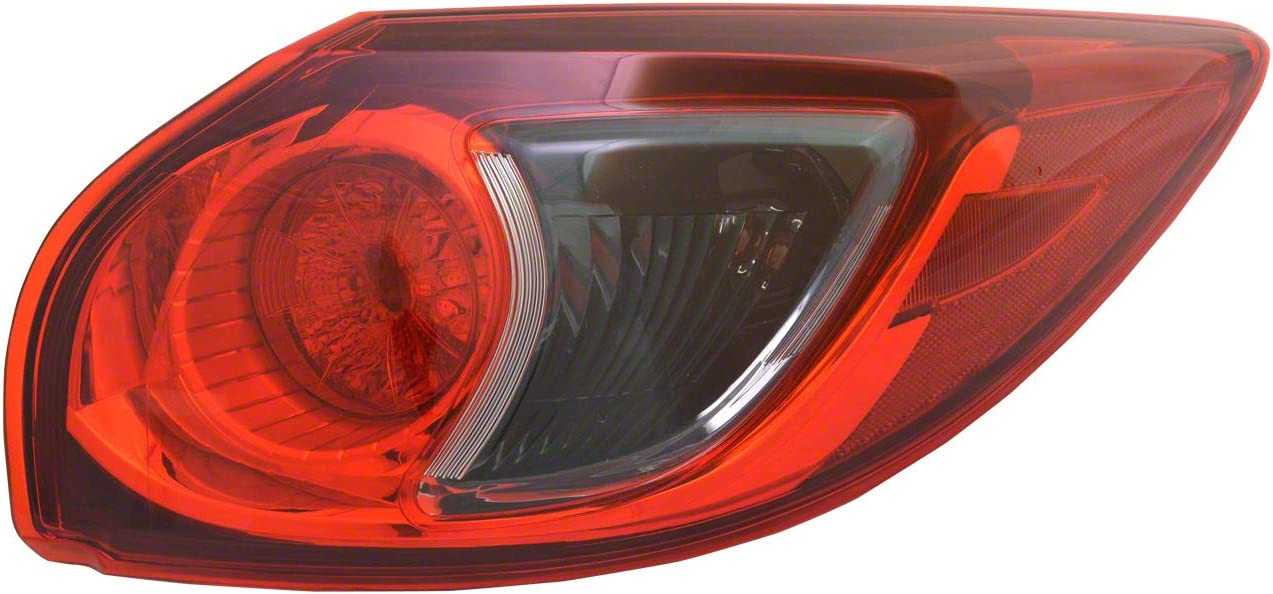 Multiple Manufactures MA2805111OE Standard No variation Tail Light Assembly