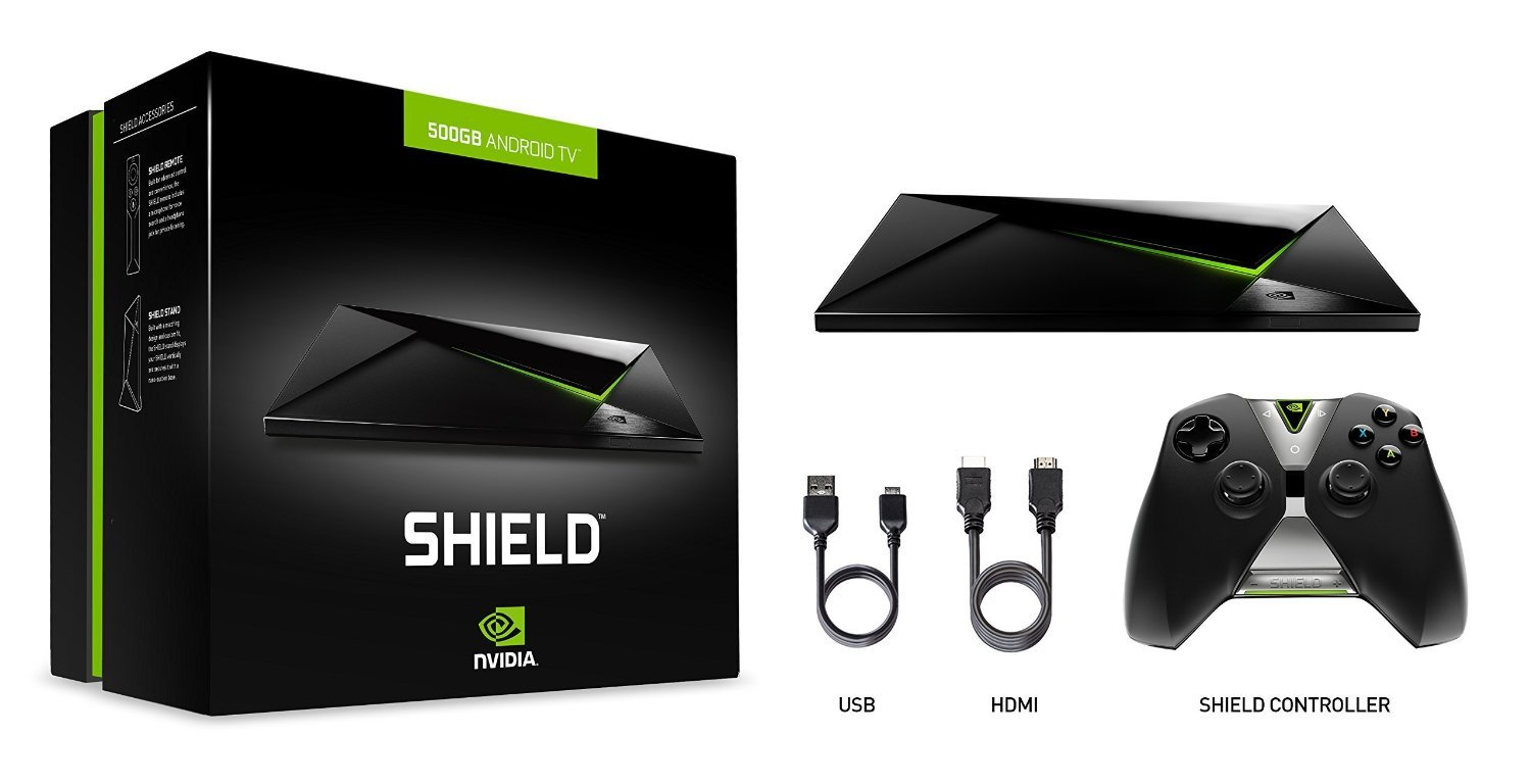 Kodi for Nvidia Shield TV