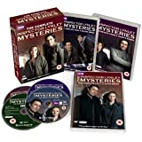 The Inspector Lynley Mysteries: BBC Series - Complete Seasons 1, 2, 3, 4, 5 & 6 (12 Disc Box Set) [DVD]