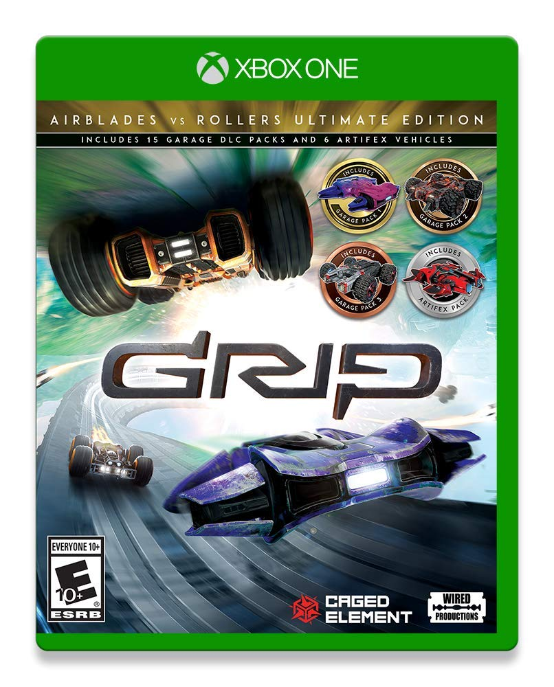 Grip Combat Racing: Rollers VS Airblades Ultimate Edition for Xbox ...
