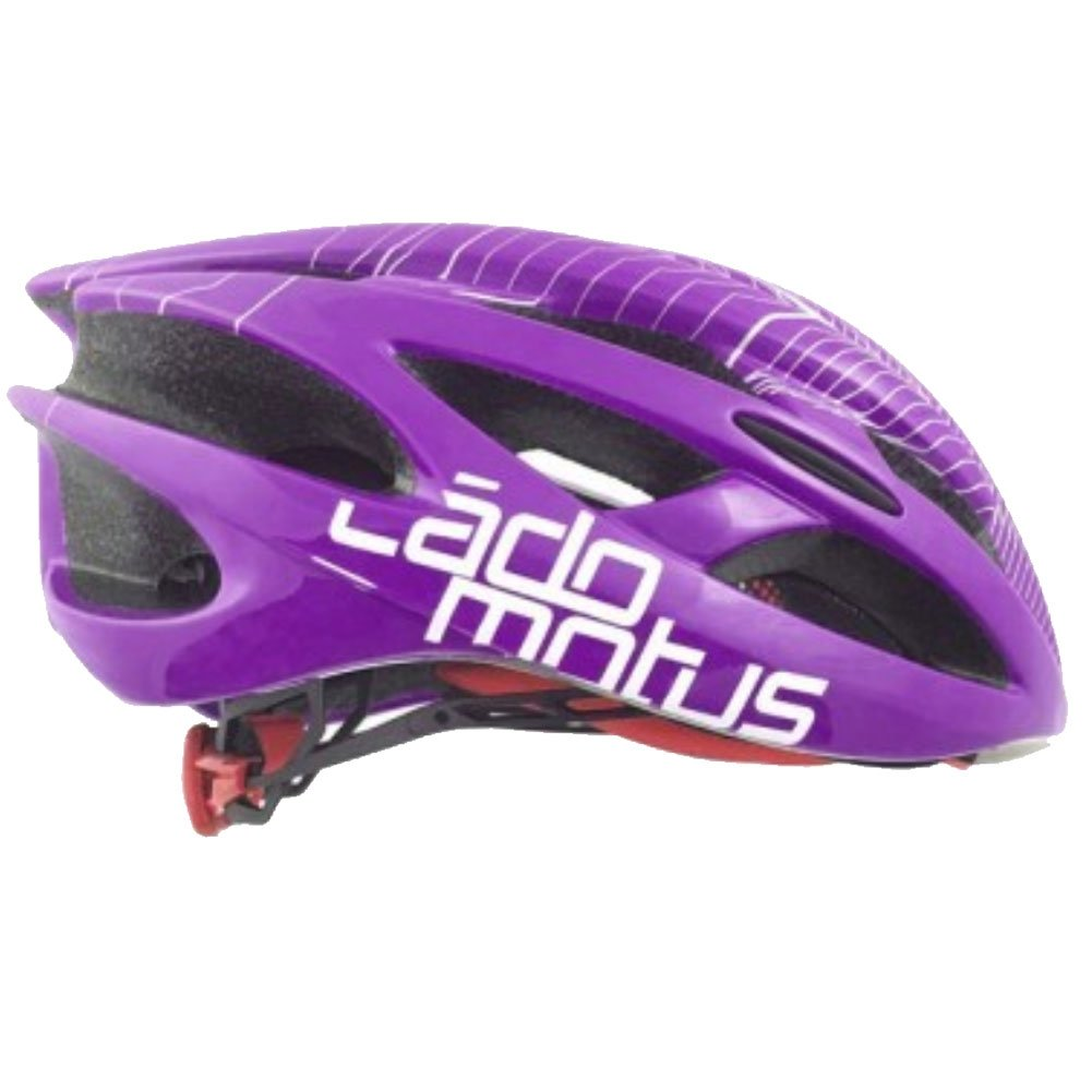Cádomotus Delta Inline Speed Helmet - Fuchsia-Medium by Cádomotus