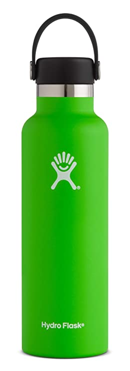 Hydro Flask Standard Mouth Water Bottle, Flex Cap - Multiple Sizes & Colors