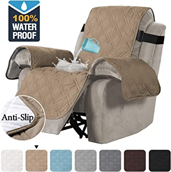 Chair Cover Recliner - The Water-resistant Recliner
