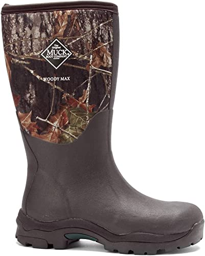 Muck Boot Woodymax Rubber insulated