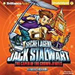 The Caper of the Crown Jewels: England: Secret Agent Jack Stalwart, Book 4   Elizabeth Singer Hunt