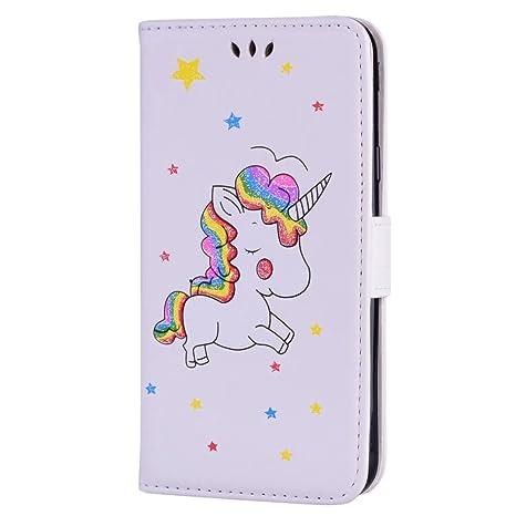 custodia j3 2017 samsung unicorno
