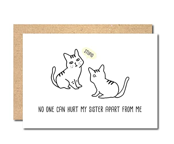 TV Twins Greeting Card