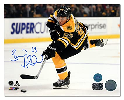 Image Unavailable. Image not available for. Color  Brad Marchand Boston Bruins  Autographed ... e974142a4