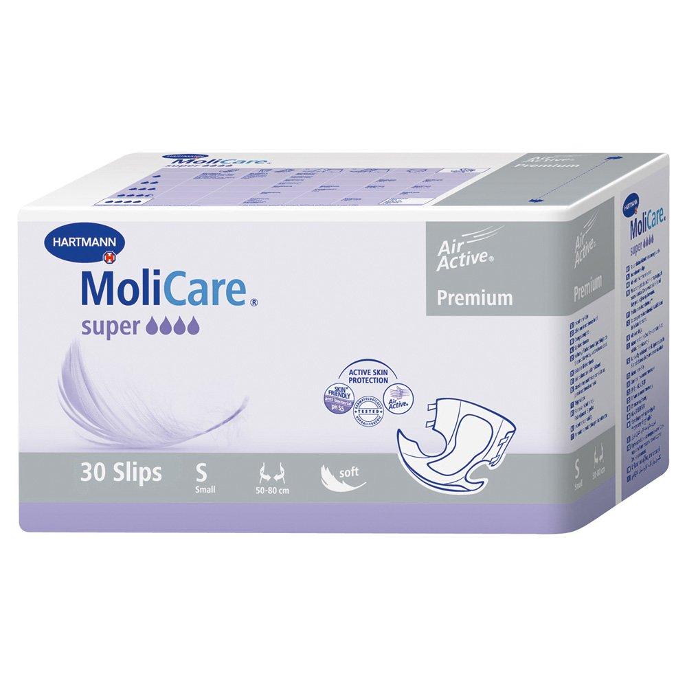 Hartmann - 169850 - Molicare Premium Soft Super Large P30 K3 - Pack 30: Amazon.es: Salud y cuidado personal