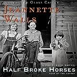 Bargain Audio Book - Half Broke Horses