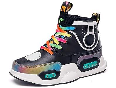 buy online 2acdb 0cda6 GJRRX Kinder LED Schuhe Leuchten Sportschuhe Leuchtschuhe ...