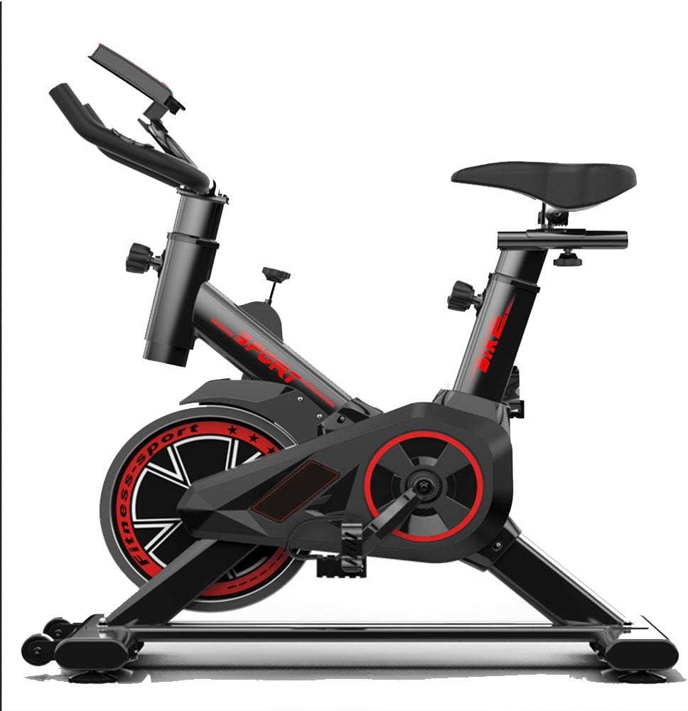 MIAO Ciclismo en Interiores, Bicicleta estática y Entrenamiento para Personas Mayores, Equipo Deportivo, Entrenador Cardiovascular Ideal,Black-OneSize: Amazon.es: Hogar