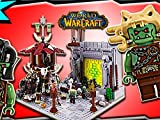 Clip: Warcraft Thaddius & Patchwerk Undead Boss Minifigures