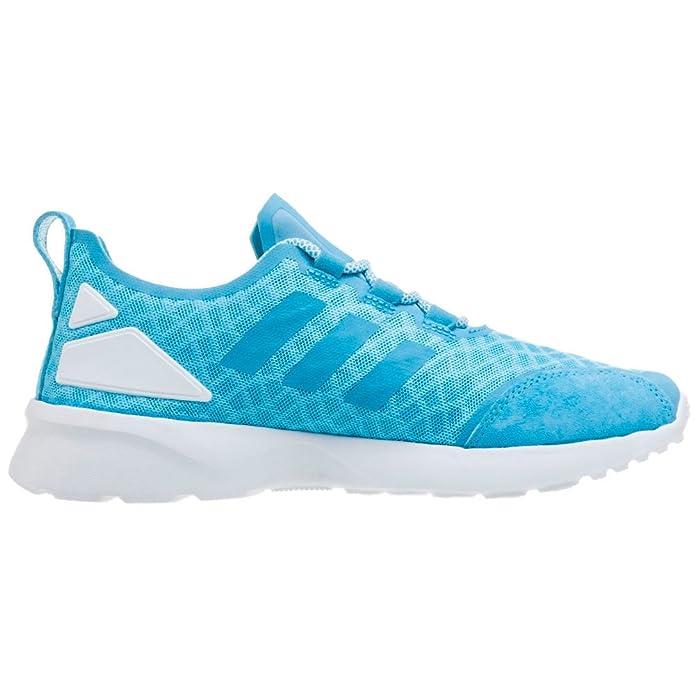 c9bca3a73 adidas Women s Zx Flux Adv Verve Trainers  Amazon.co.uk  Shoes   Bags