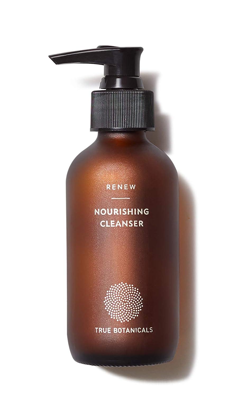 True Botanicals - Organic RENEW Nourishing Cleanser | Clean, Non-Toxic, Natural Skincare (4 fl oz | 120 ml)