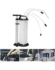 DiLiBee Bomba Manual de succión aspiradora, Extractor de Aceite, Bomba de Mano de succión