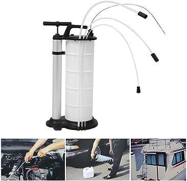DiLiBee Bomba Manual de succión aspiradora, Extractor de Aceite ...