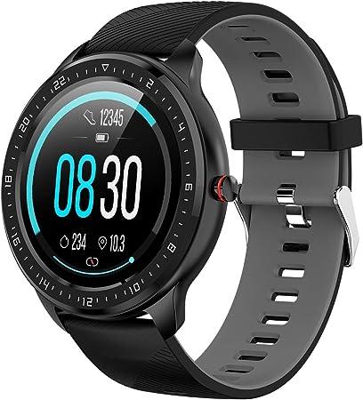 Tipmant Smartwatch 1 3 Zoll Touchscreen Fitnessuhr Mit Elektronik