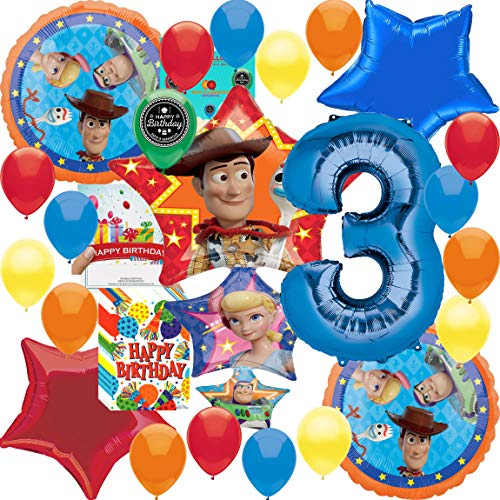 Toy Story 4 Party Supplies Balloon Decoration Deluxe